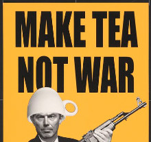 karmarama make tea not war IV
